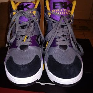 British Knights shoe's